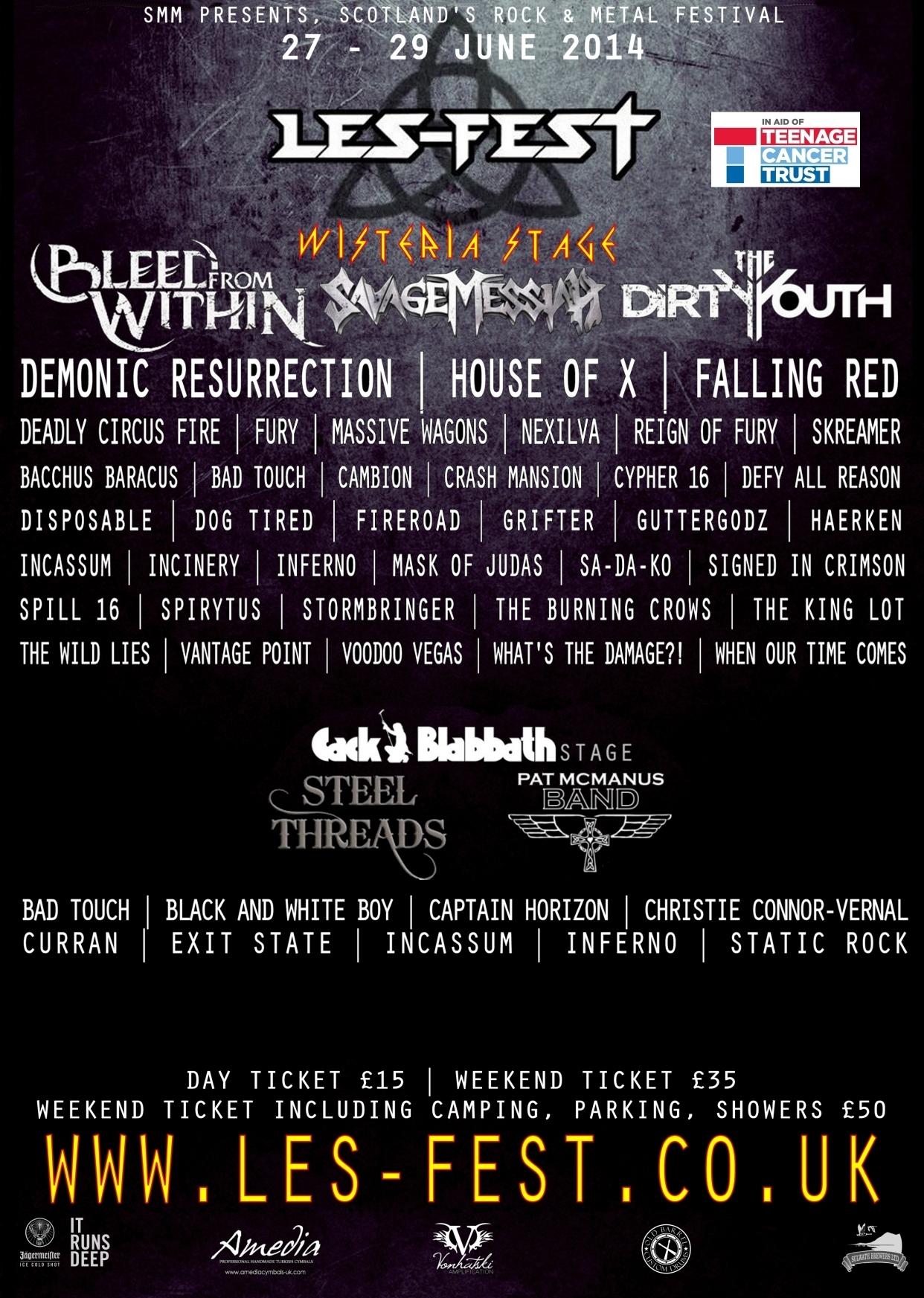 Les Fest Poster