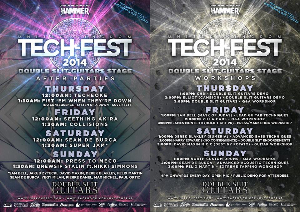 tech fest workshops