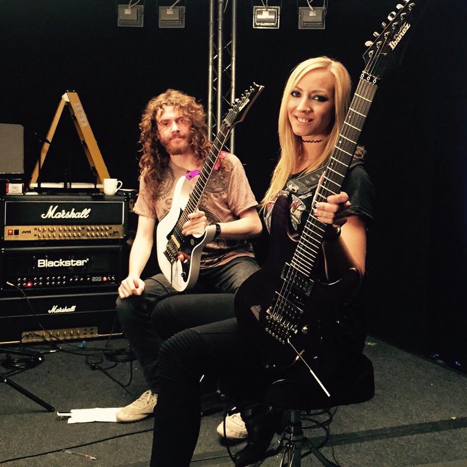 Nita STrauss interview